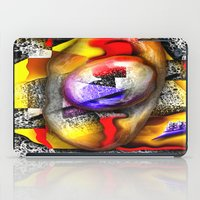 fabric iPad Cases featuring Fabric by John Hansen