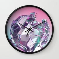 bucky Wall Clocks featuring Bucky II by manso