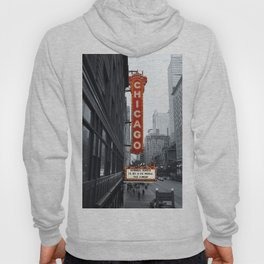 Sign, Chicago Theater Hoody