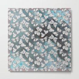 Caeruleus | Butterflies Metal Print