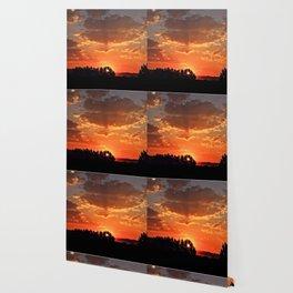 Idaho Sunset Wallpaper