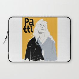 Patti Smith Laptop Sleeve