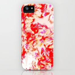 TROPIKAL PINK iPhone Case