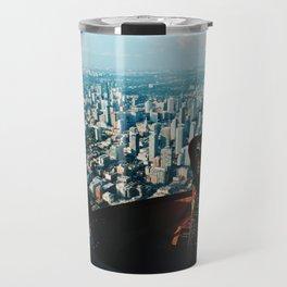 Canada 56 Travel Mug