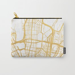 SYDNEY AUSTRALIA CITY STREET MAP ART Carry-All Pouch