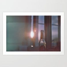 Early In The Morning Art Print
