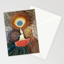 A Cosmic Perspective Stationery Cards