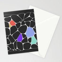 Voronoi Stationery Cards