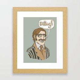 Bling! Framed Art Print