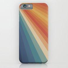 Retro 70s Sunrays iPhone 6s Slim Case