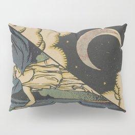 Lune Moon Pillow Sham