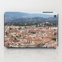 florence iPad Cases featuring Florence by Anya Kubilus