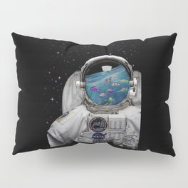 It's Called Space, Fish Pillow Sham