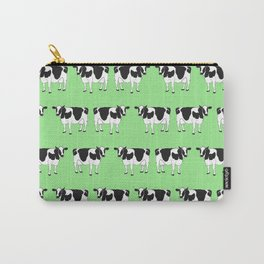 Cows pattern Carry-All Pouch
