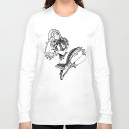 Megan Long Sleeve T-shirt