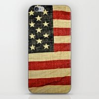 history iPhone & iPod Skins featuring History by Chris Klemens