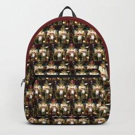 Classic Christmas Nutcrackers Backpack