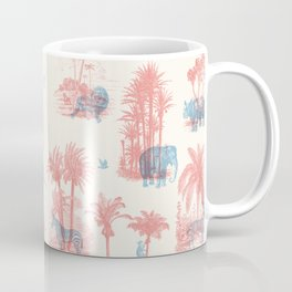 Where they Belong - Pastel Colors Coffee Mug