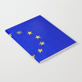 EU Flag Notebook