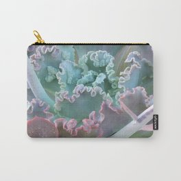 Succulent in the Sand Carry-All Pouch