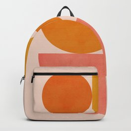 Abstraction_Summer_Color_Minimalism_001 Backpack