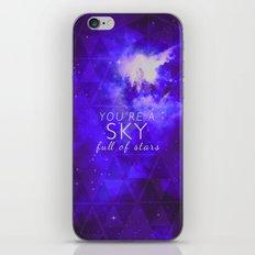 You're A Sky iPhone & iPod Skin