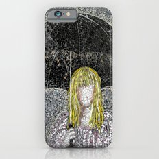 Umbrella - Expressive Mixed Glass Mosaic Slim Case iPhone 6s