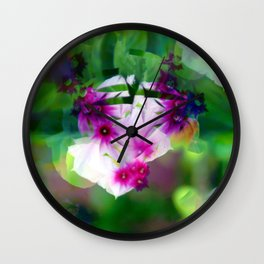Growth and movement, or especially when you're not looking, 1. Wall Clock