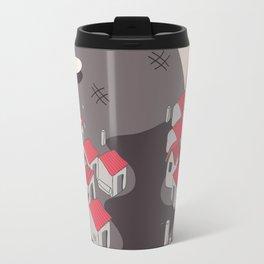 Mexico Mountains Travel Mug