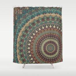 Mandala 579 Shower Curtain
