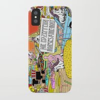"""led zeppelin iPhone & iPod Cases featuring Mr. Ed-Zeppelin - """"Horses of the Holy"""" by Steven Fiche by Consequence of Sound"""