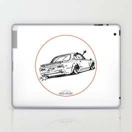 Crazy Car Art 0025 Laptop & iPad Skin