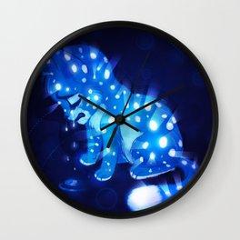Feelin' Blue Wall Clock