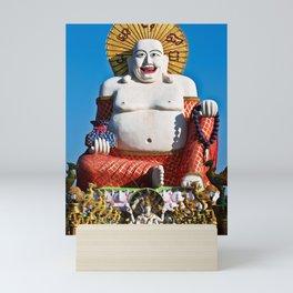 Chinese Buddha Mini Art Print