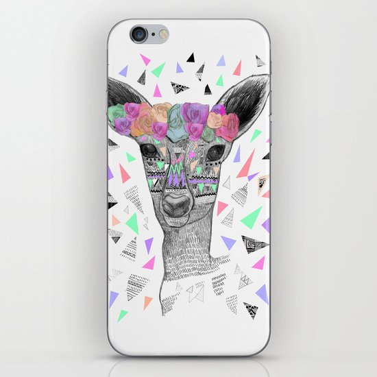 BLOWN A WISH iPhone & iPod Skin