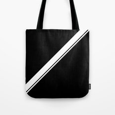 Natticat Double Stripe Tote Bag