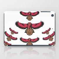 hawk iPad Cases featuring Hawk by Dexter Gornez