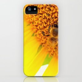 """SAVE THE BEE""""S iPhone Case"""