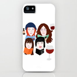Vaginal Fantasy Night iPhone Case