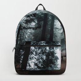 Lost in the Foggy Forest Backpack