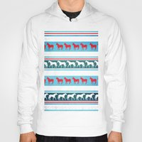 sweater Hoodies featuring Sweater Unicorn by That's So Unicorny
