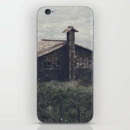 A Little House In The Andes iPhone Skin