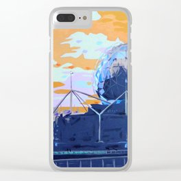 Science & Sky (Beautiful but Different) Clear iPhone Case