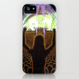 The Concert iPhone Case