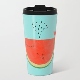 Don't let the seed stop you from enjoying the watermelon Travel Mug