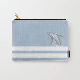 Ocean lines Carry-All Pouch