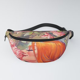 Smell the roses Fanny Pack