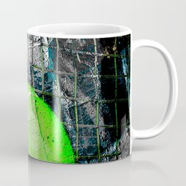 Tennis print works vs 5 Coffee Mug