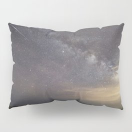 Shooting stars and the Milkyway Pillow Sham