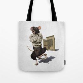 Shithouse (Wordless) Tote Bag